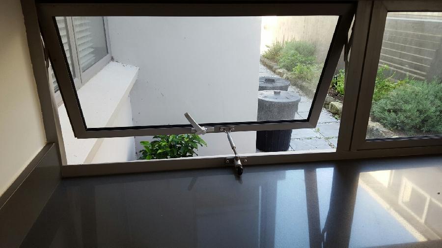 Open Window Lock Latch Security