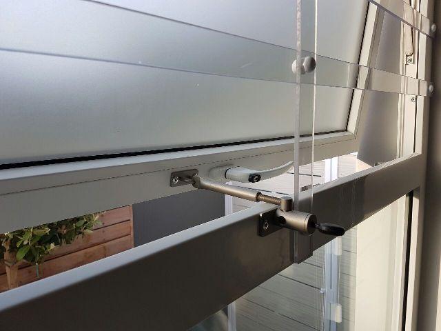 Window Lock Latch Security