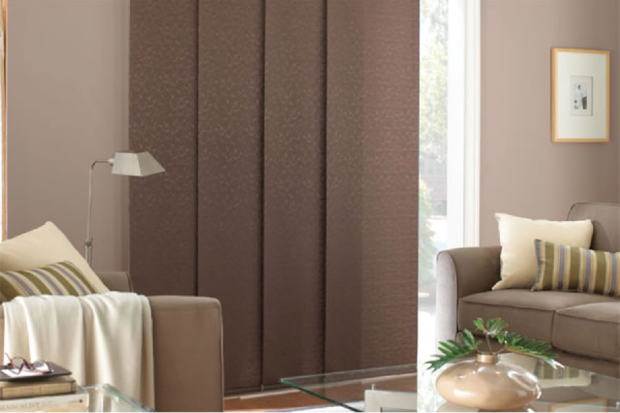 panel blind pattern