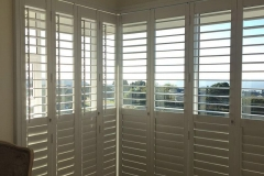 Blockhouse Security Shutters for shade or view