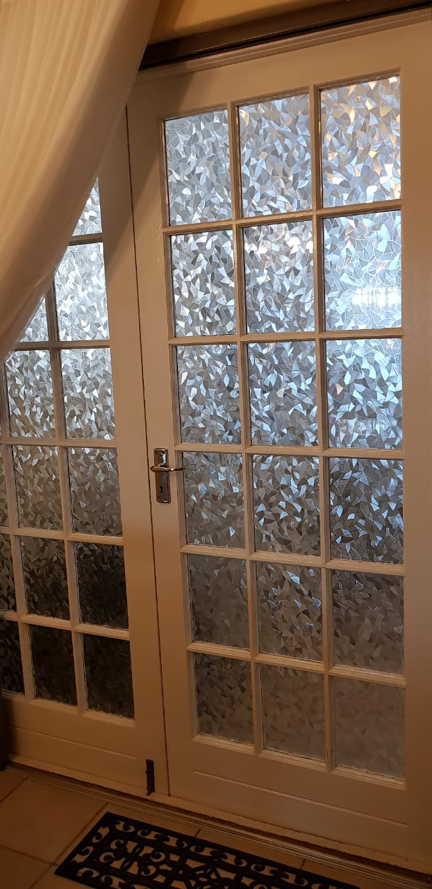 French Door Window Film and Tinting