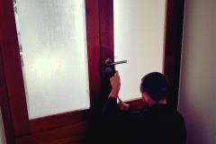 Door Window Film and Tinting