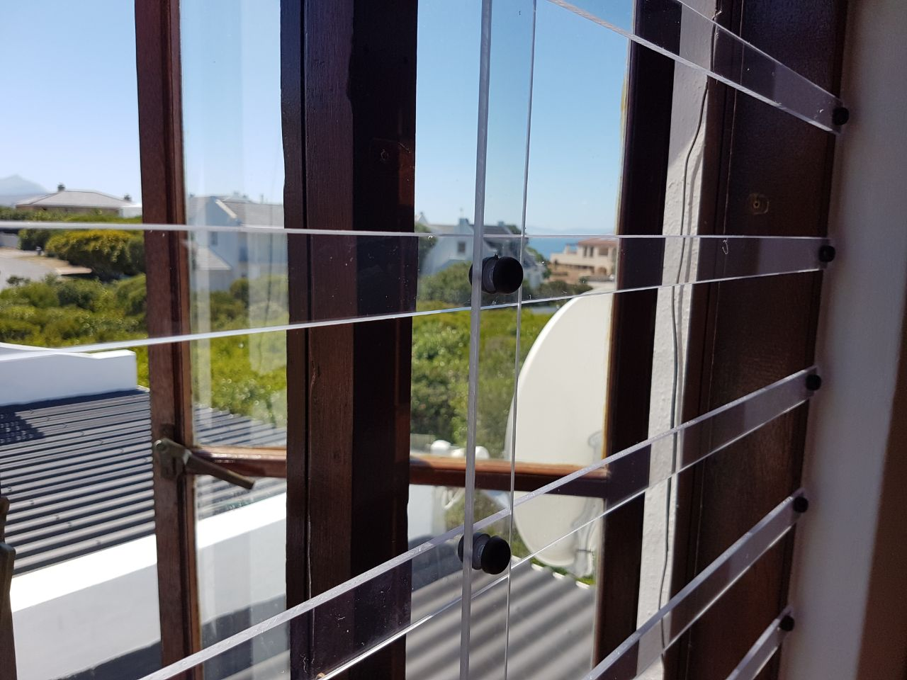 burglar bars hermanus