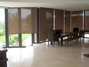solara, outdoor blinds, exterior roller screens
