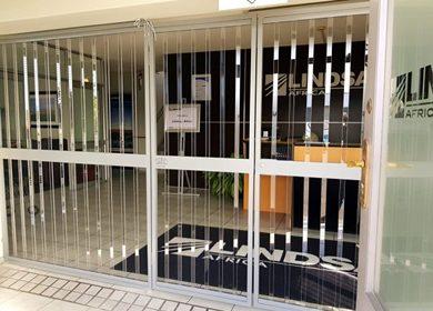 Trojan Gate, Clear Security Bars, Goclear, Burglar Bars, Security Bars, Transparent Burglar Bars, Polycarbonate